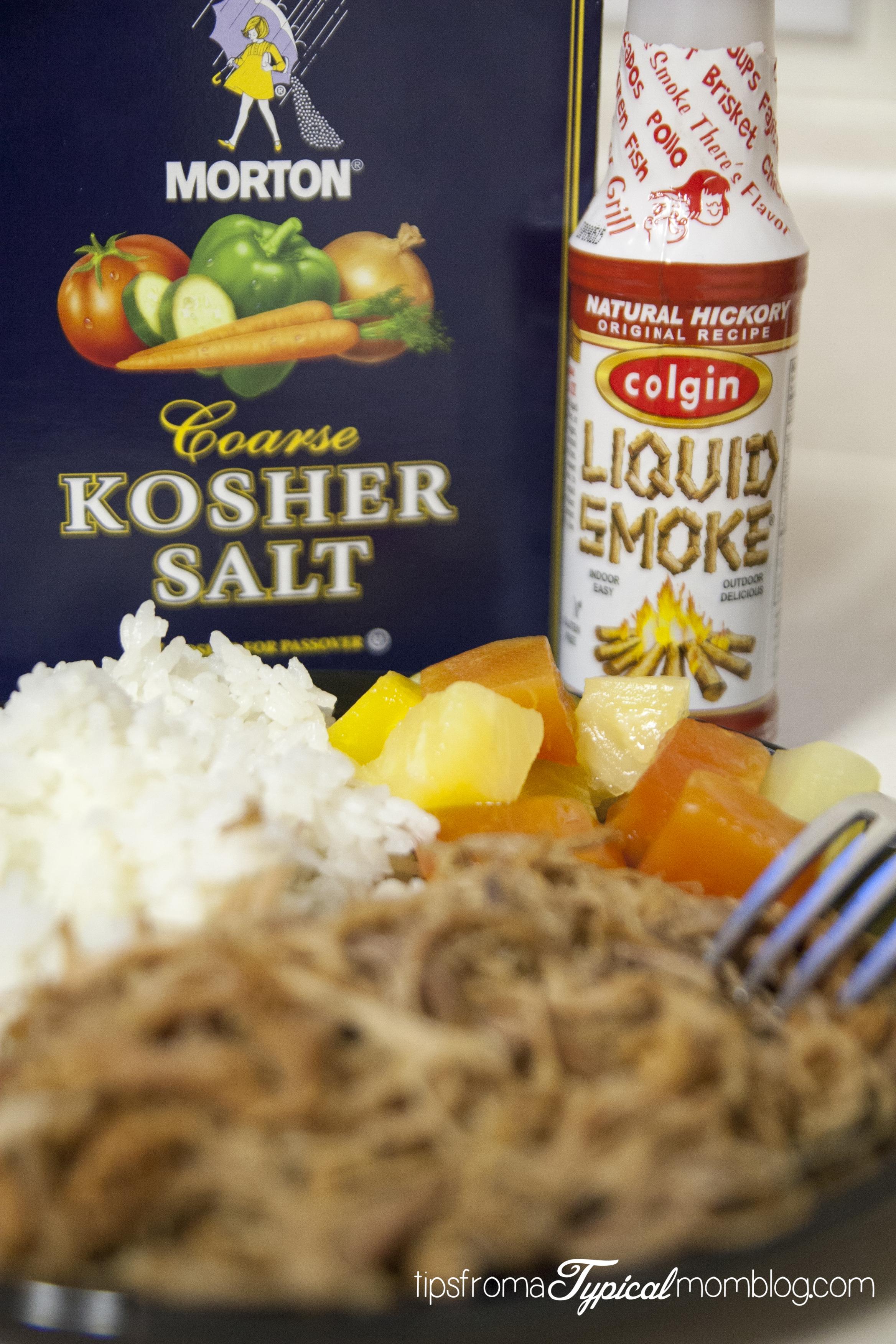 Crock Pot Kalua Pork Dinner - Tips from a Typical Mom