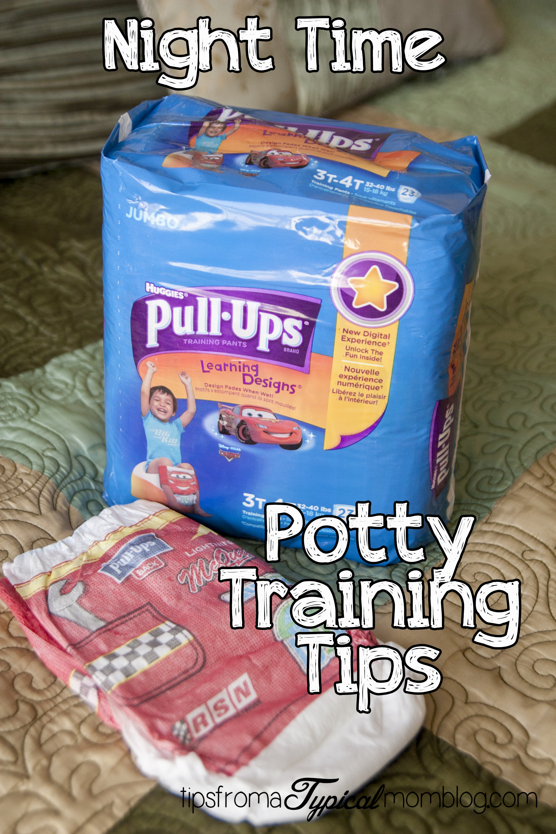 Ideas For Potty Training At Night Child Steps On Nail