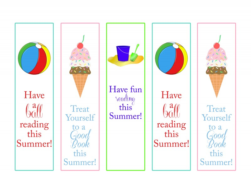 Summer Reading Chart And Reward System For Kids