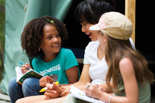 Girl Scouts Healthy Habits Booklets for Girls