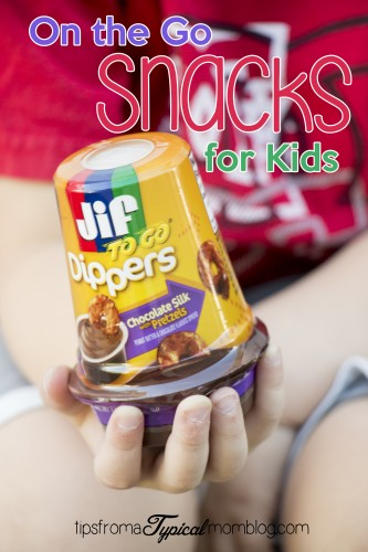 On the Go Snacks for Kids