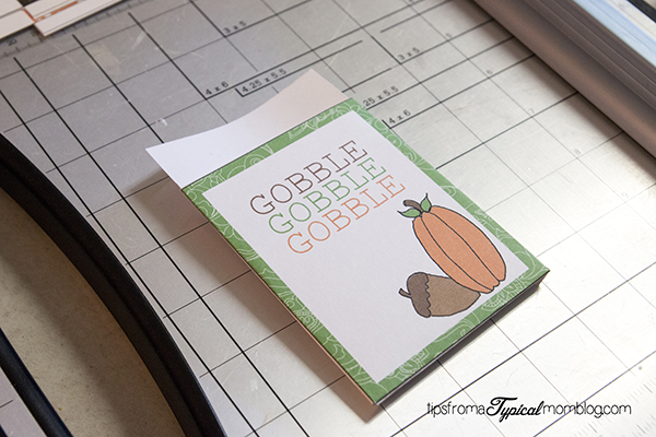 Thanksgiving Dinner Free Printables