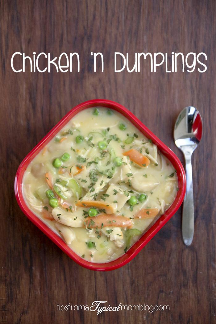 Chicken N Dumplings Recipe