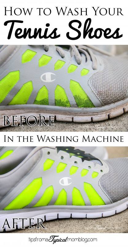can i wash shoes in washing machine