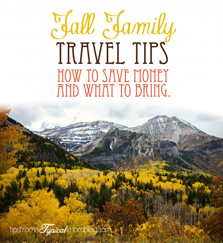 52 Best Images About Family Travel On Pinterest: Fall Family Travel Tips