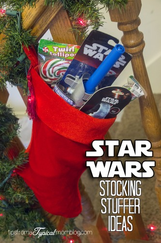 Stocking Stuffer Ideas for the Star Wars Lover