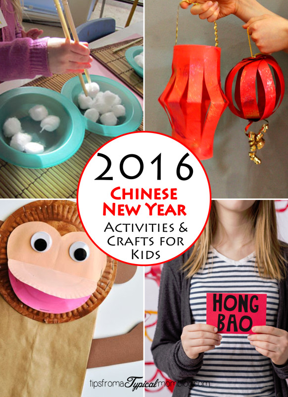 Chinese New Year Activities and Crafts for Kids - Tips from a Typical ...
