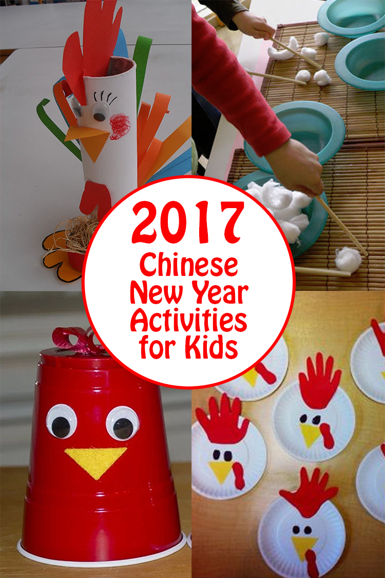 2017 chinese new year kids activities and rooster crafts tips